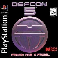 PSX PS1 Defcon 5 (1839)
