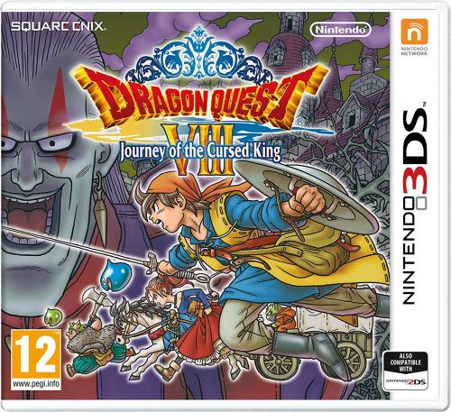 Nintendo 3DS Dragon Quest VIII The Journey Of The Cursed King