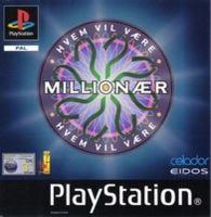 PSX PS1 Kdo chce být milionářem