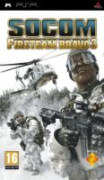 PSP SOCOM U.S. Navy Seals Fireteam Bravo 3