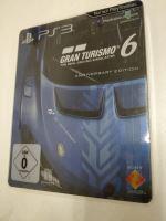 Steelbook - PS3 Gran Turismo 6 (estetická vada)