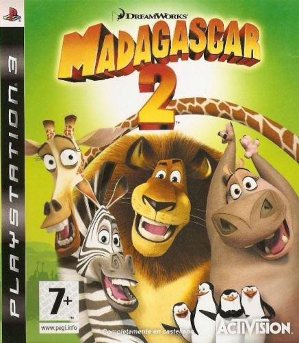 PS3 Madagascar 2 Escape Africa