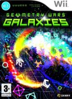 Nintendo Wii Geometry Wars Galaxies