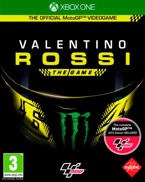 Xbox One Moto GP Valentino Rossi - The Game (nová)