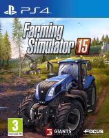 PS4 Farming Simulator 15