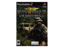 PS2 SOCOM 3 U.S. Navy Seals (nová)