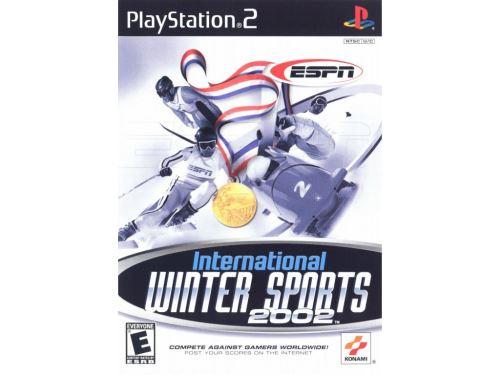PS2 ESPN International Winter Sports