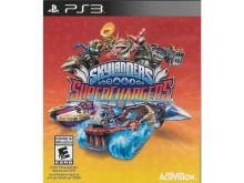 PS3 Skylanders: SuperChargers (pouze hra)