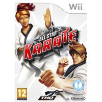 Nintendo Wii All Star Karate