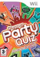 Nintendo Wii Cheggers Party Quiz (DE)