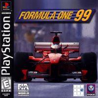 PSX PS1 Formula 1 99