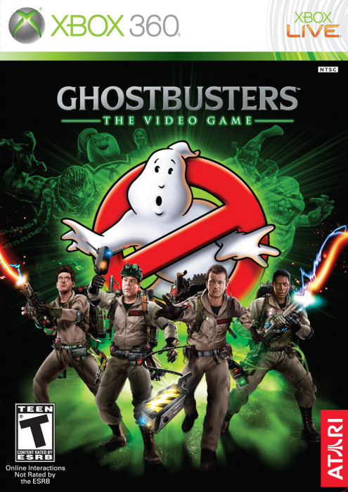 Xbox 360 Krotitelé Duchů - Ghostbusters The Video Game