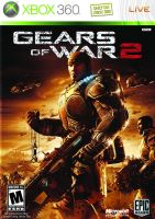 Xbox 360 Gears Of War 2 (CZ)