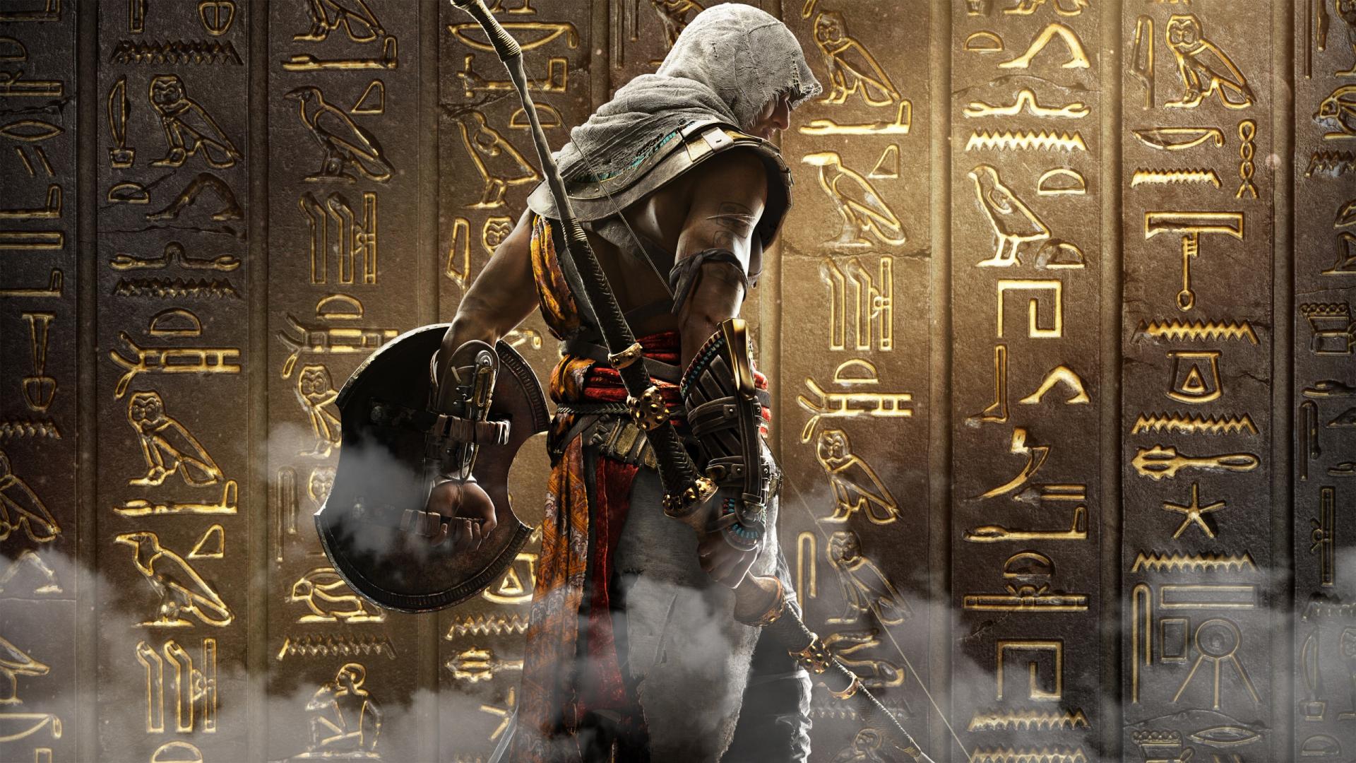 PS4 Assassins Creed Origins (CZ)