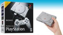 PlayStation Classic (estetická vada)