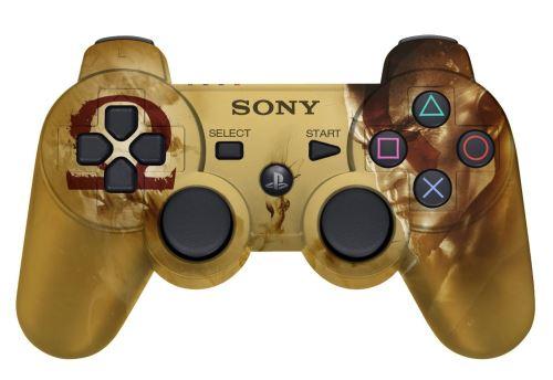 [PS3] Bezdrátový Ovladač Sony Dualshock - God of War Limited Edition