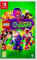 Nintendo Switch Lego DC Super Villains (nová)