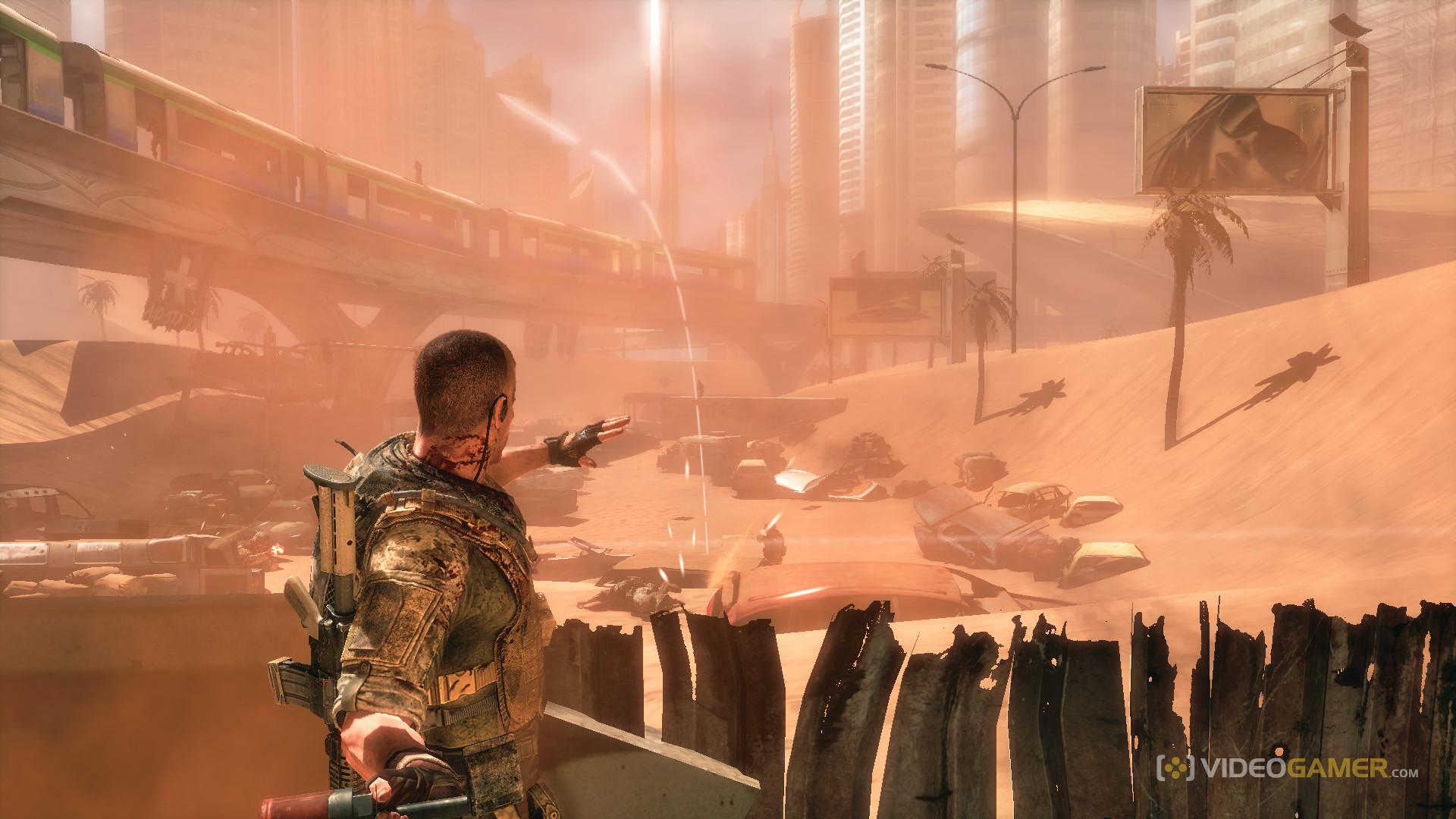 PS3 Spec Ops The Line