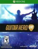 Xbox One Guitar Hero Live Edition