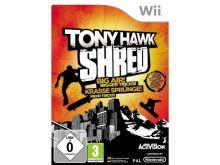 Nintendo Wii Tony Hawks Shred