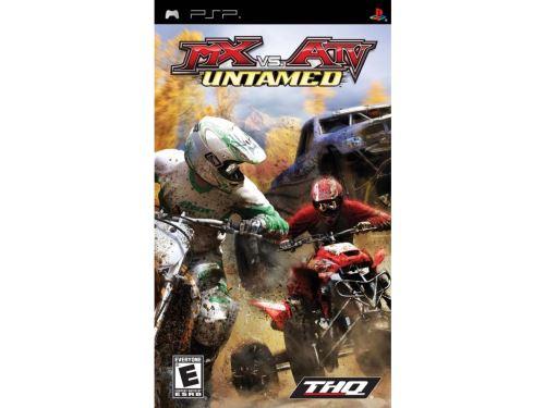PSP MX Vs ATV Untamed