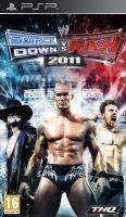 PSP Smackdown vs Raw 2011