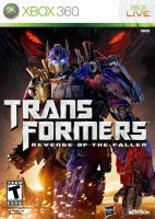 Xbox 360 Transformers Revenge Of The Fallen (DE)