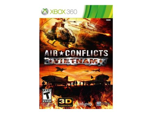 Xbox 360 Air Conflicts Vietnam