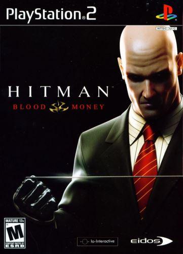 PS2 Hitman Blood Money (DE)