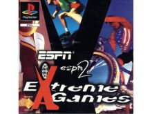PSX PS1 ESPN Extreme Games