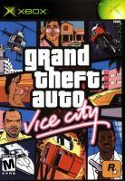 Xbox GTA Vice City Grand Theft Auto