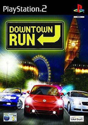PS2 Downtown Run
