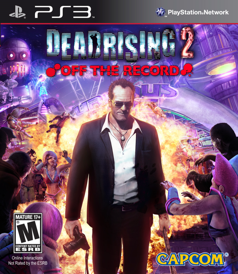 PS3 Dead Rising 2 - Off The Record