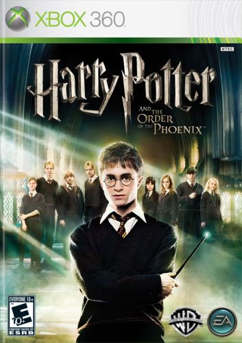Xbox 360 Harry Potter A Fénixův Řád (Harry Potter And The Order Of The Phoenix)
