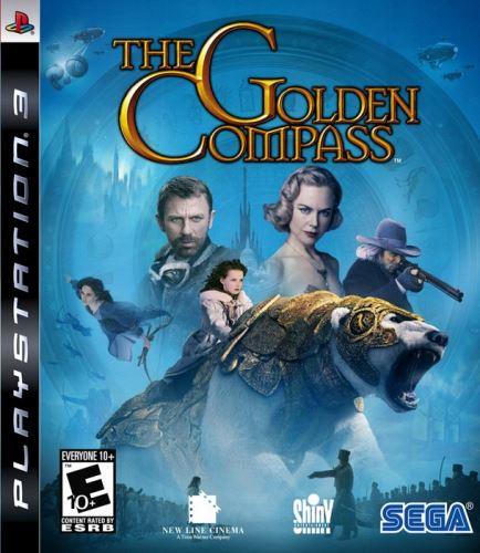 PS3 Zlatý Kompas, The Golden Compass