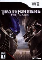 Nintendo Wii Transformers The Game