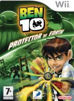 Nintendo Wii Ben 10: Protector of Earth