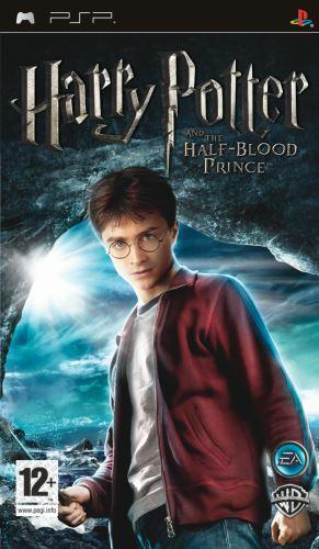 PSP Harry Potter A Princ dvojí krve (Harry Potter And The Half-Blood Prince)