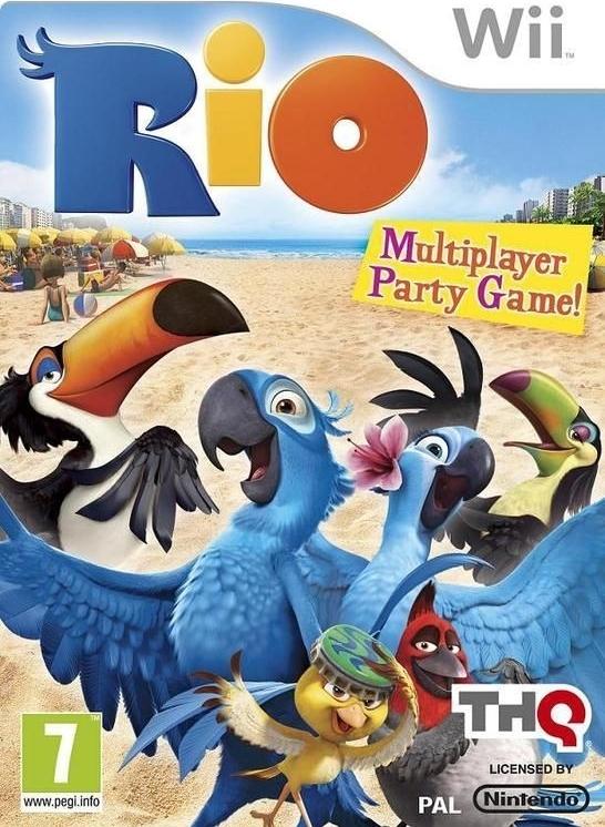 Nintendo Wii Rio (nová)