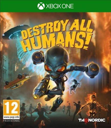 Xbox One Destroy all Humans! (nová)