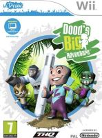 Nintendo Wii uDraw Dood's Big Adventure (nová)