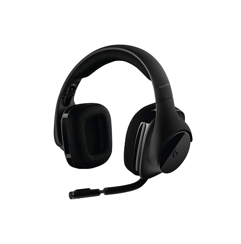 [PC] Headset Logitech G533 Wireless Gaming Headset