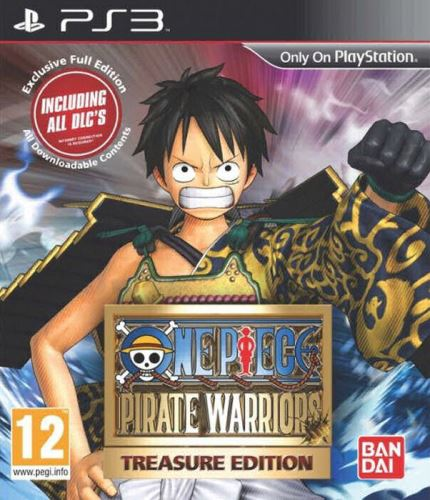 PS3 One Piece Pirate Warriors Treasure Edition
