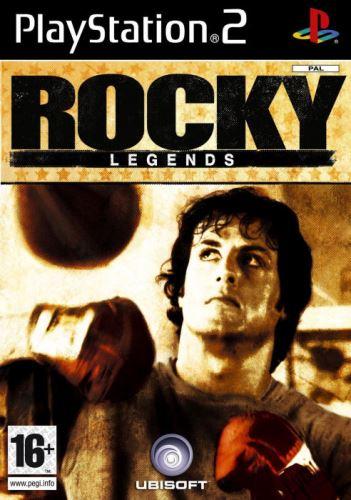 PS2 Rocky Legends