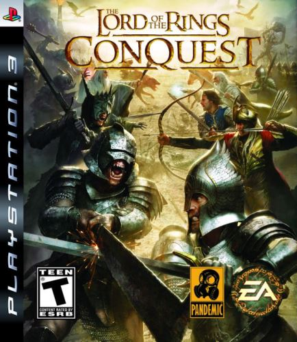 PS3 Pán Prstenů The Lord Of The Rings Conquest