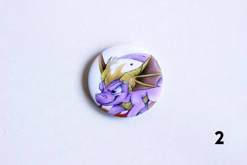Odznak Spyro reignited Trilogy