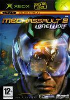 Xbox Mechassault 2 Lone Wolf