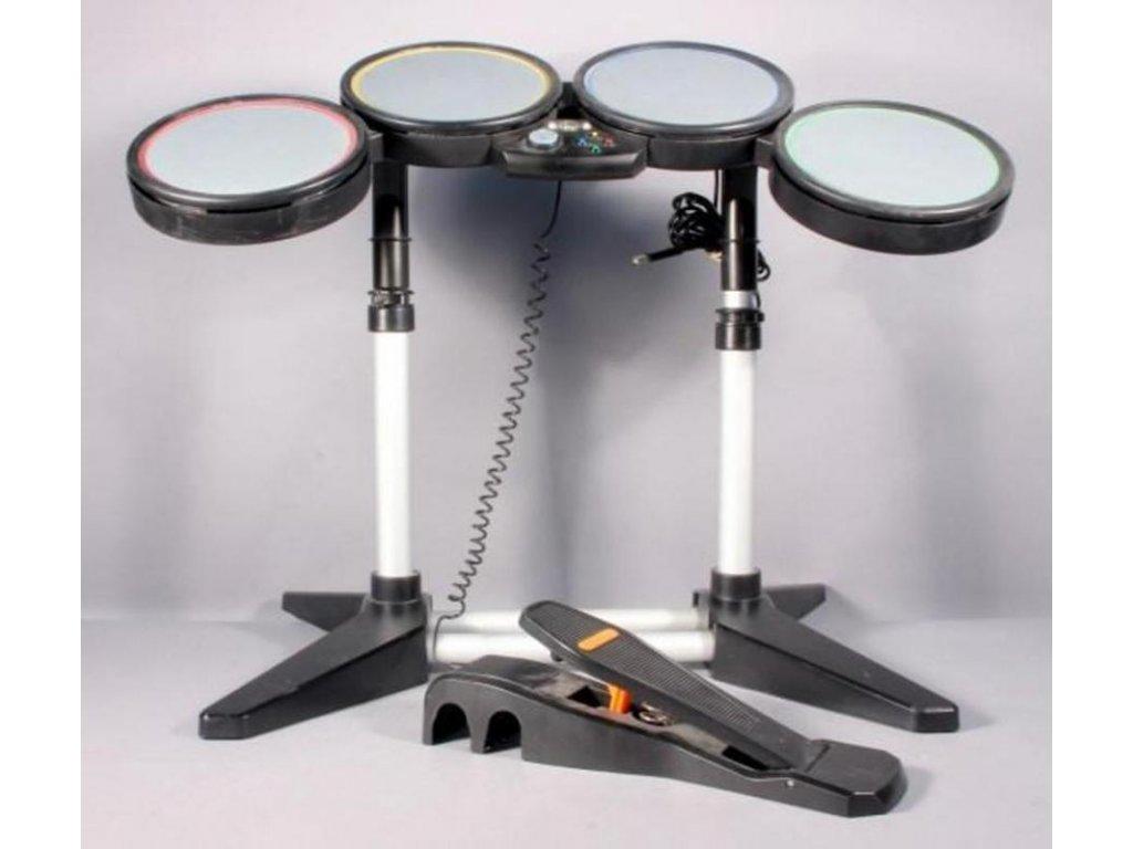 [Xbox 360] Rock Band DRUM Kit + hra Rock Band