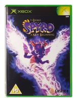 Xbox The Legend Of Spyro - A New Beginning