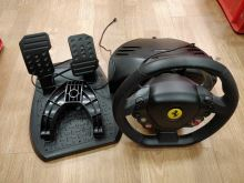 [Xbox 360 PC] Thrustmaster Ferrari 458 Italia Racing Wheel (estetická vada)